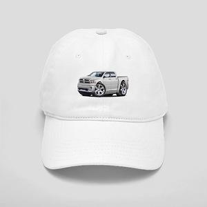 Ram White Dual Cab Cap