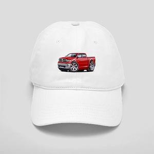 Ram Red Dual Cab Cap