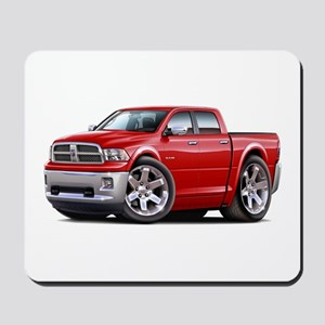 Ram Red Dual Cab Mousepad