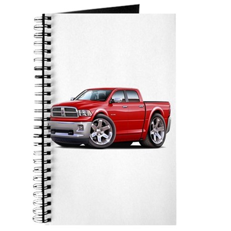 Ram Red Dual Cab Journal