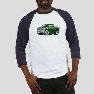 Ram Green Dual Cab Baseball Jersey