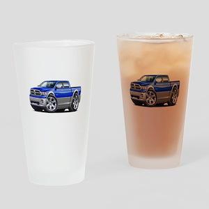 Ram Blue-Grey Dual Cab Drinking Glass
