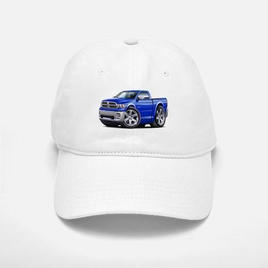 Ram Blue Truck Baseball Baseball Cap