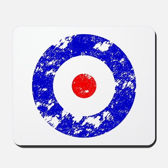 'Vintage Target' Mousepad