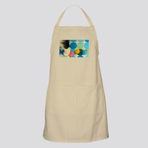 Kitty cat and chicks BBQ Apron