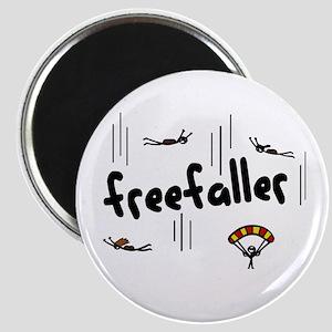 'Freefaller' Magnet