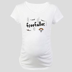 'Freefaller' Maternity T-Shirt