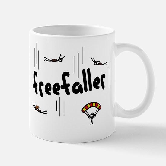 'Freefaller' Mug