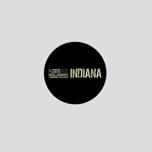 Black Flag: Indiana Mini Button