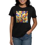 Carnival Balloons Women's Dark T-Shirt