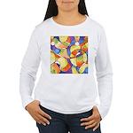 Carnival Balloons Women's Long Sleeve T-Shirt