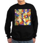 Carnival Balloons Sweatshirt (dark)