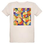 Carnival Balloons Organic Kids T-Shirt