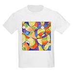 Carnival Balloons Kids Light T-Shirt