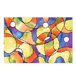 Carnival Balloons Postcards (Package of 8)