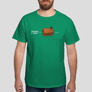 log(cabin) Dark T-Shirt