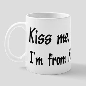Kiss Me: Karachi Mug