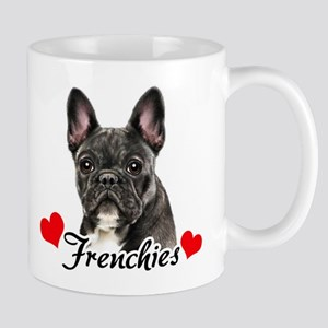 Love Frenchies - Brindle Mug