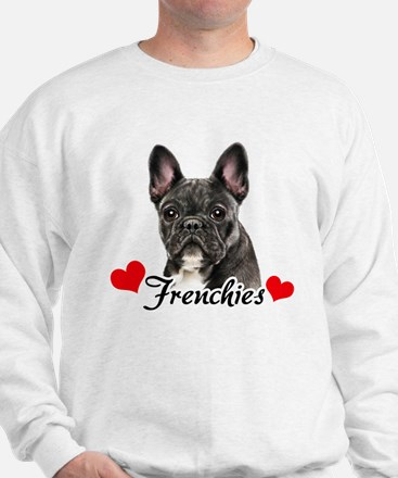 Love Frenchies - Brindle Sweatshirt