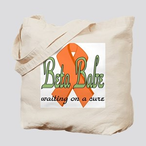 Beta Babe Tote Bag