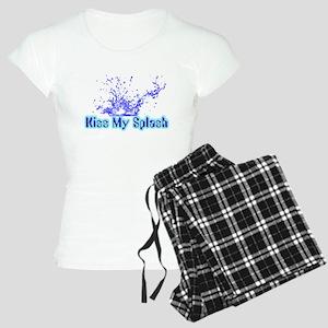 Kiss My Splash Women's Light Pajamas