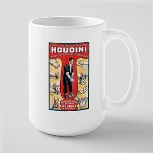 Houdini Handcuffs Mug- Large
