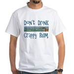 RumReviews.com - White T-Shirt