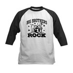 Big Brothers Rock Kids Baseball Jersey