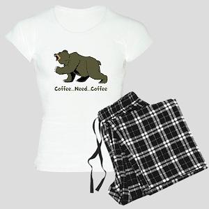 Need Coffee Women's Light Pajamas