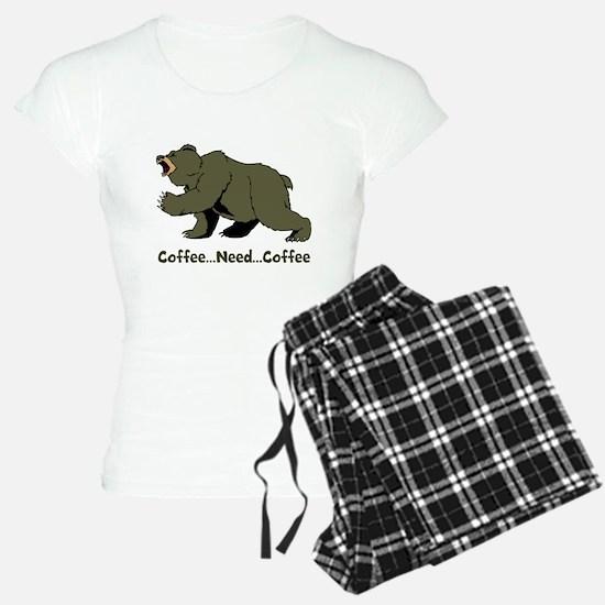 Need Coffee Pajamas