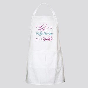 This Sister-In-Law Rules Apron