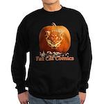 FatCat Pumpkin Sweatshirt (dark)