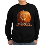 FatCat Pumpkin Sweatshirt (dark)