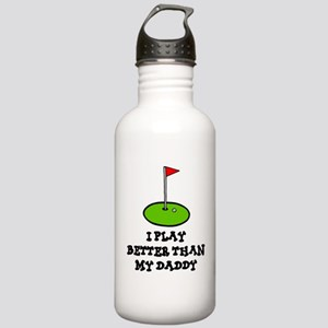 'Better Than My Daddy' Stainless Water Bottle 1.0L