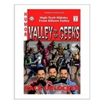Valley of the Geeks Poster