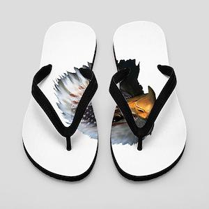 USA Eagle Flip Flops