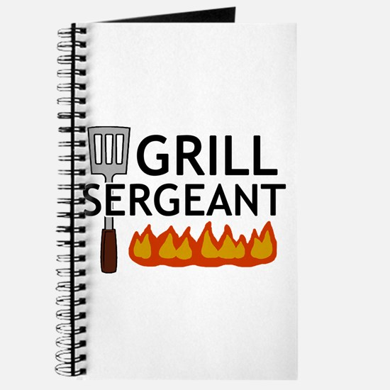 'Grill Sergeant' Journal