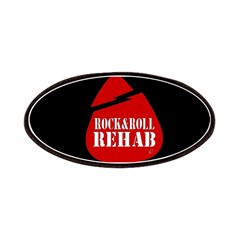 Rock & Roll Rehab Patches