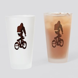 BikeTrix Drinking Glass