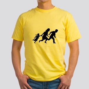 Border Run Yellow T-Shirt