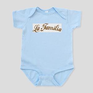 LA FAMILIA Infant Creeper