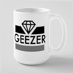 'Diamond Geezer' Large Mug