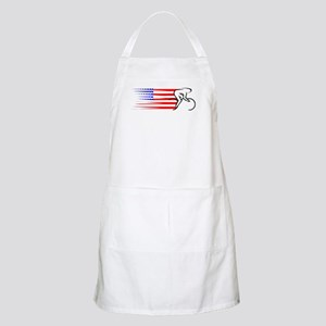 Track Cycling - USA Apron