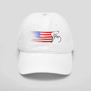 Track Cycling - USA Cap
