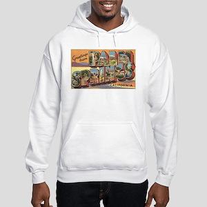 Greetings from Palm Springs Hooded Sweatshirt