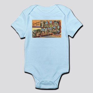 Greetings from Palm Springs Infant Bodysuit