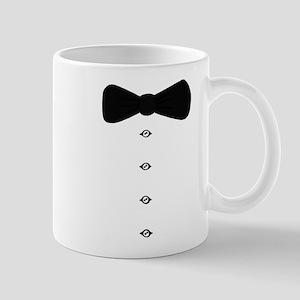 'Bow Tie Tux' Mug