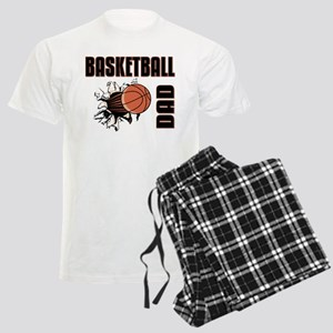 Basketball Dad Men's Light Pajamas