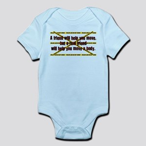 Move A Body Infant Bodysuit