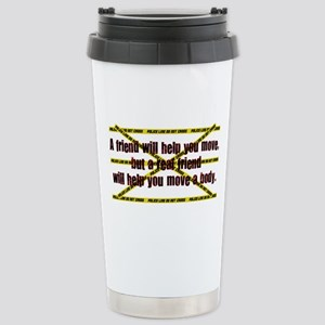 Move A Body Stainless Steel Travel Mug